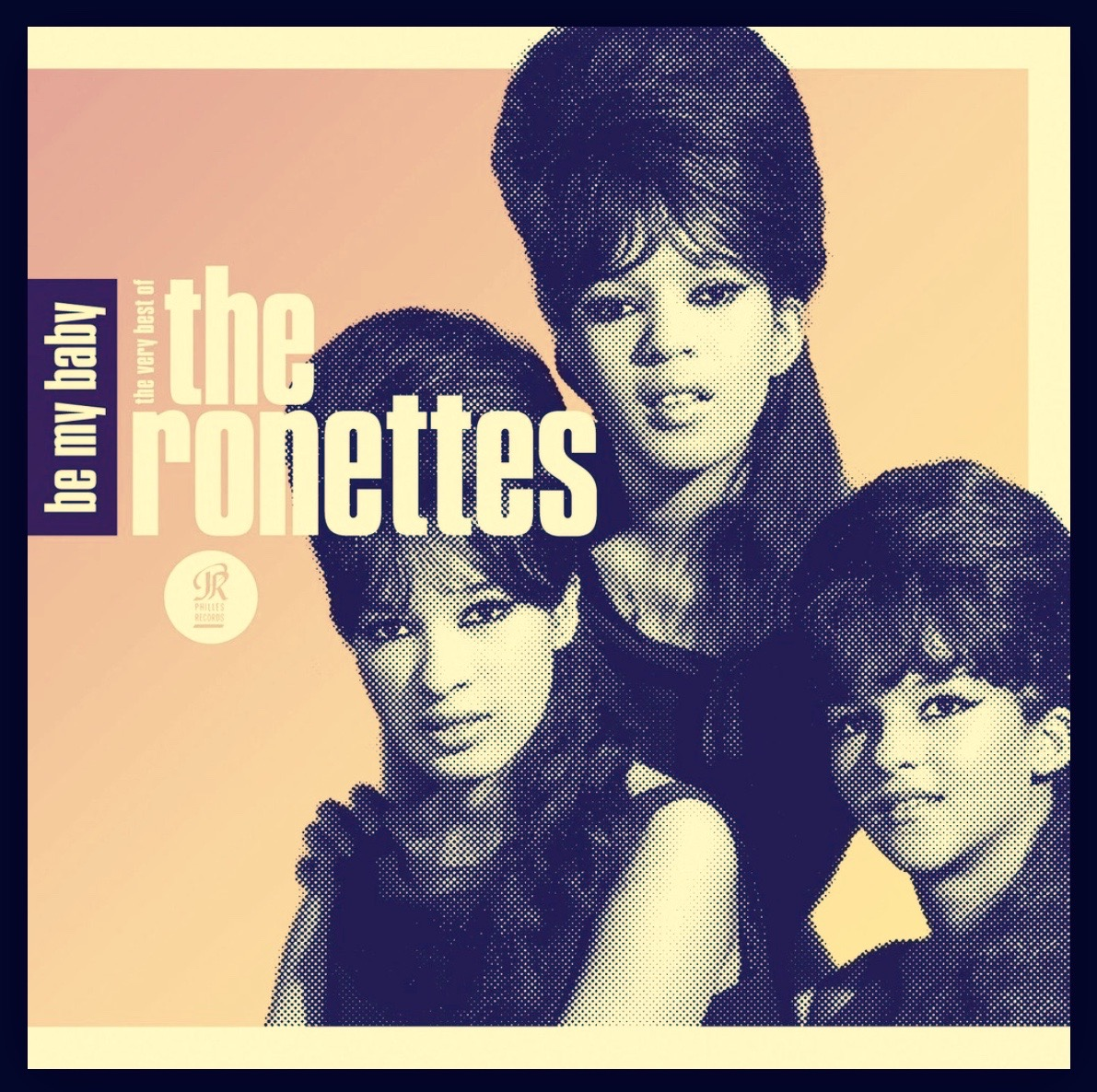 1 Ronettes - Be My Baby - Jeff Barry