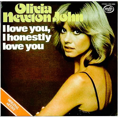 10 I Honestly Love You - Olivia Newton John - Jeff Barry