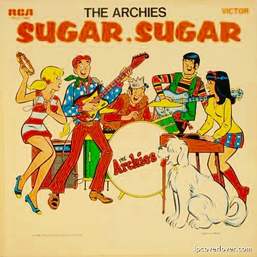 2 Sugar Sugar - Archies - Jeff Barry