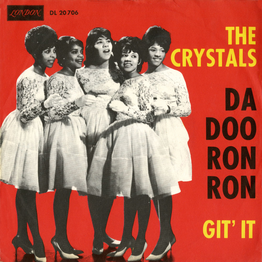 5 Da Doo Ron Ron - Crystals - Jeff Barry