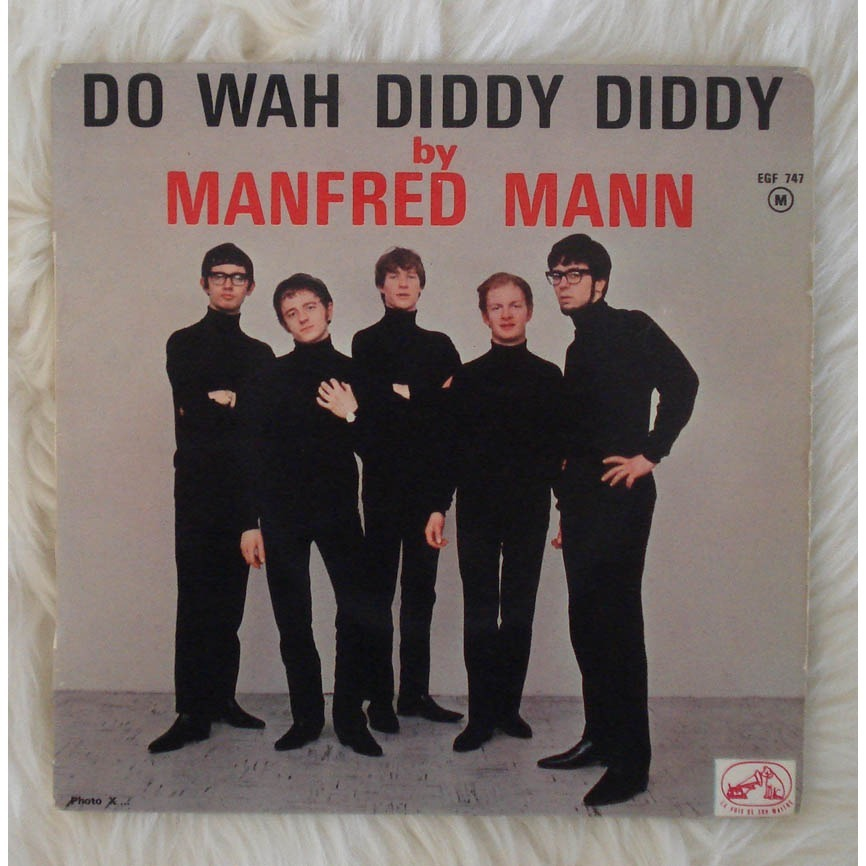 8 Do Wah Diddy - Manfred Man - Jeff Barry